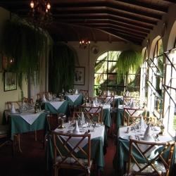 Casa Velha Restaurant Funchal interior